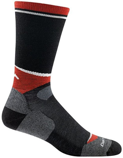 Darn Tough Lars Nordic Boot Light ski socks