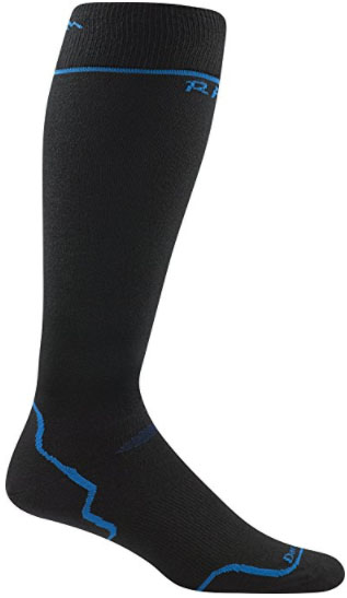 Darn Tough Thermolite RFL Over-the-Calf Ultra-Light ski socks