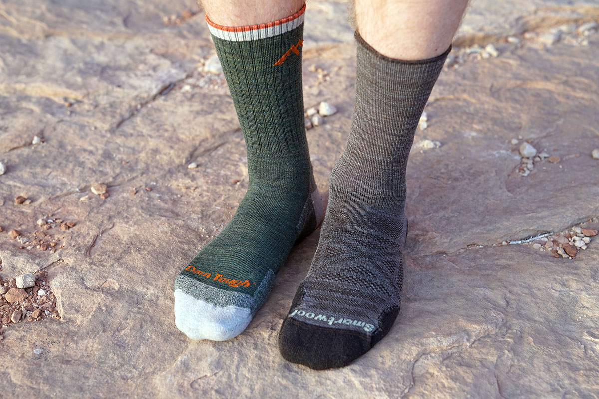 5fa7f58b7 Our top 2 socks  Darn Tough Micro Crew and Smartwool PhD Outdoor Light