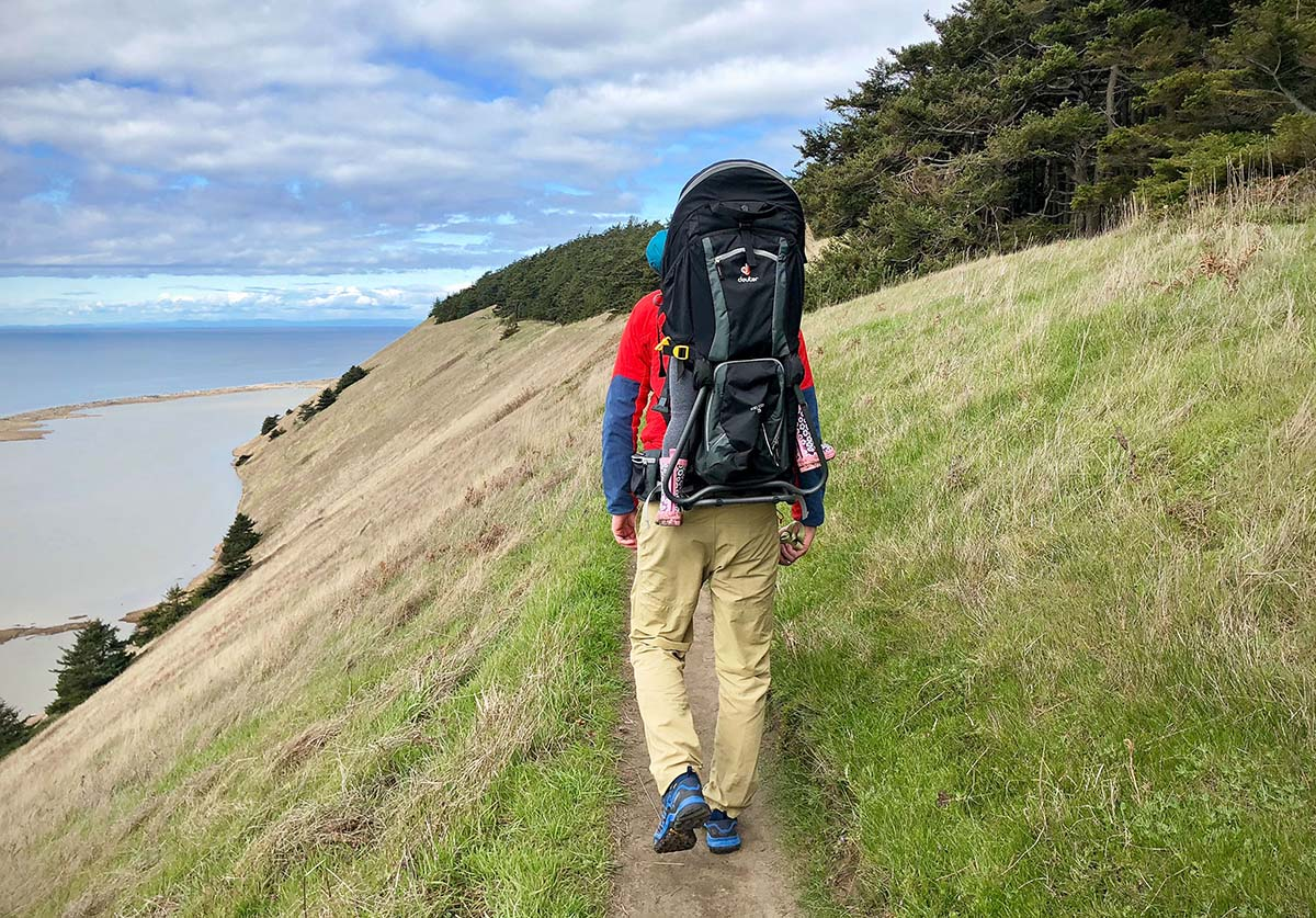 2eff276cd46 Best Baby Carriers for Hiking of 2019