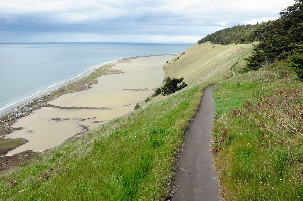Ebey's Landing Washington
