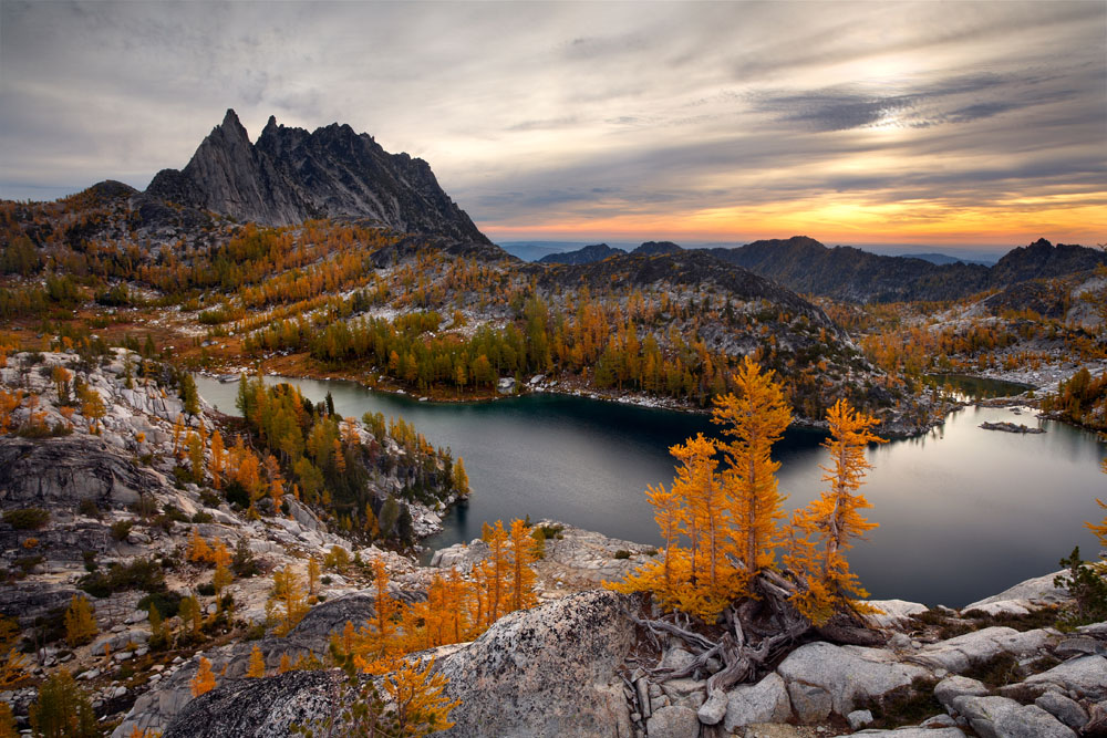 Enchantments Washington