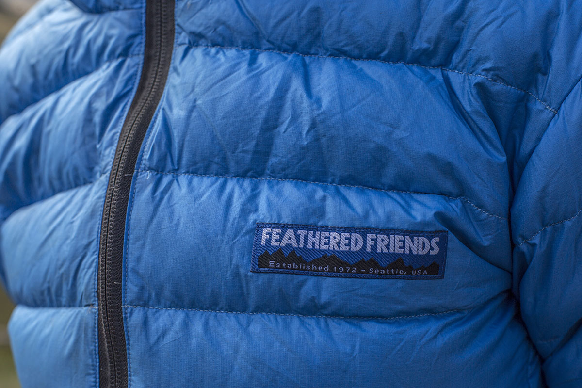 Feathered Friends Eos (logo)