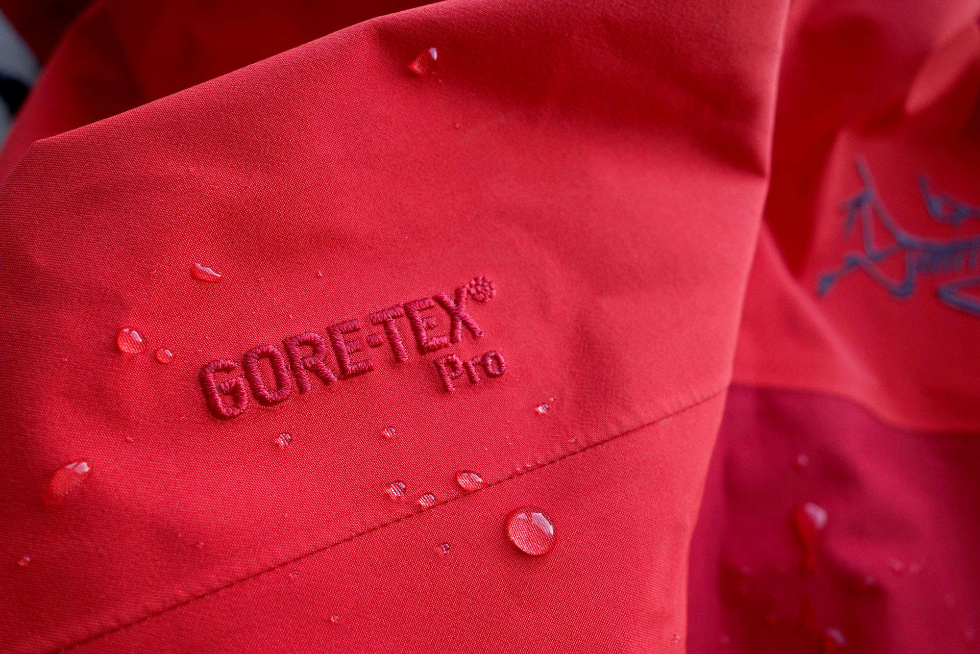 Ski jacket (Gore-Tex Pro fabric)