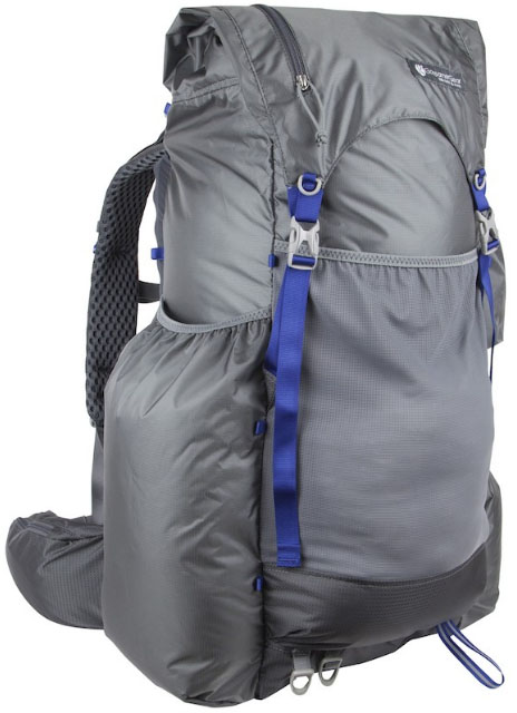 58e06c67b2 Gossamer Gear Mariposa 60 backpacking pack