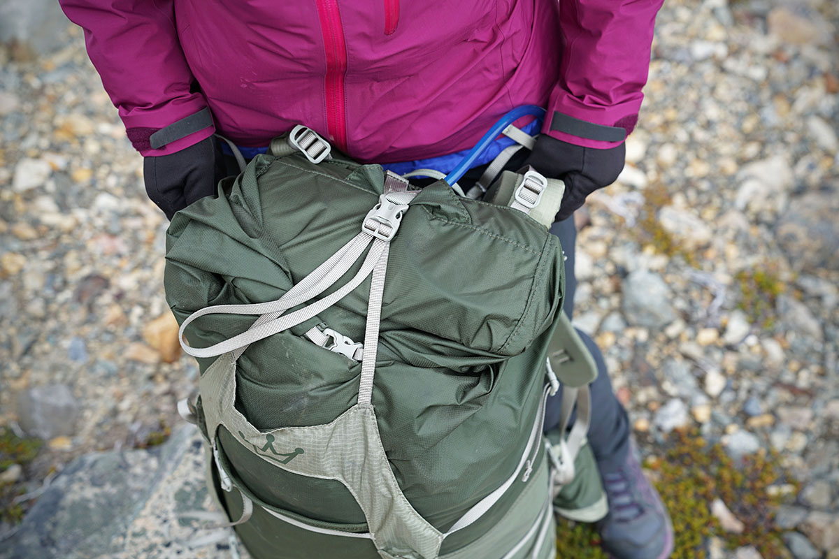 Granite Gear Crown2 60 (pack without lid)