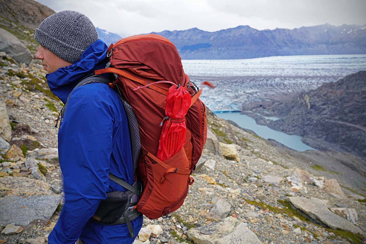 Gregory Baltoro (side profile)