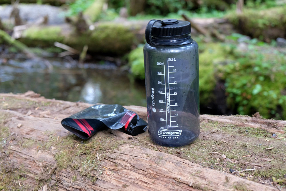 Hard and Soft Sided Water Bottles