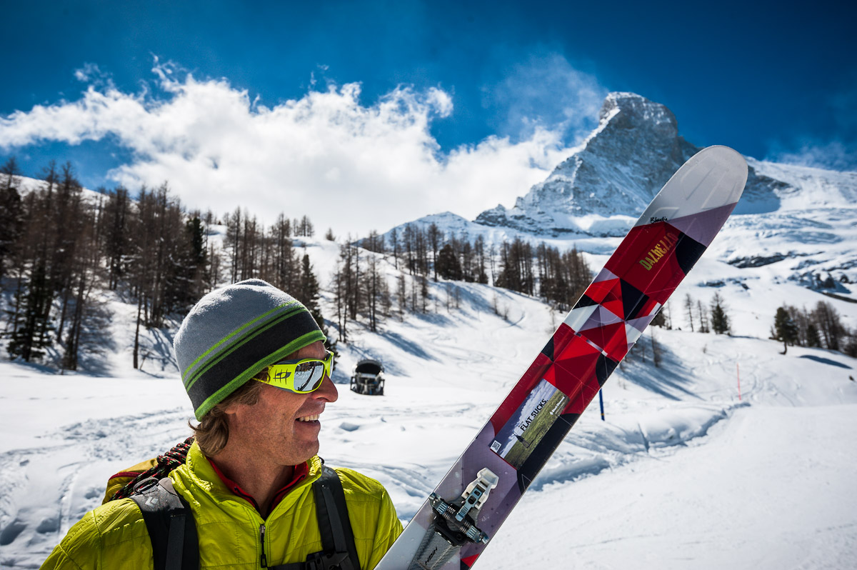 Haute Route Skis