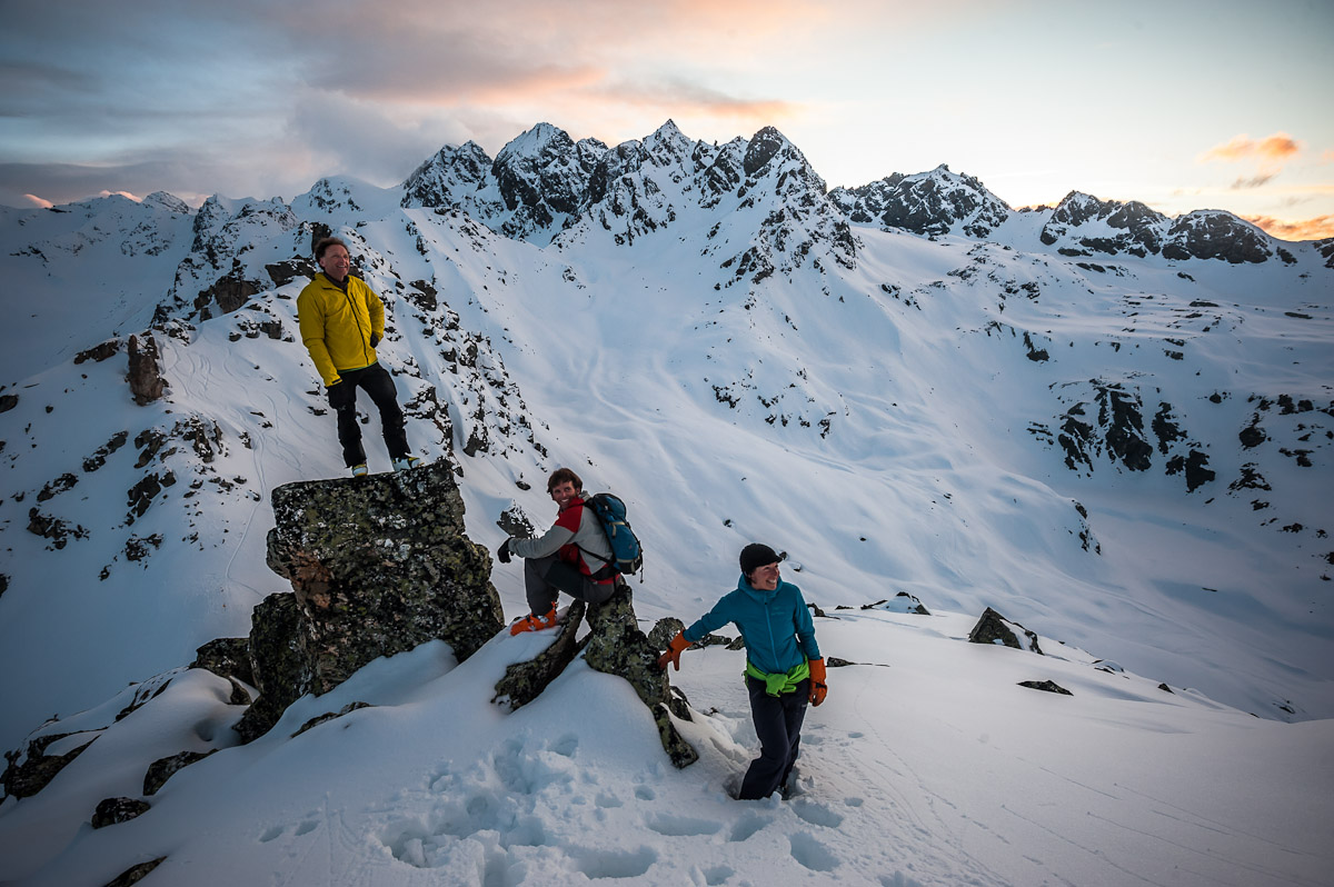 Haute Route summit