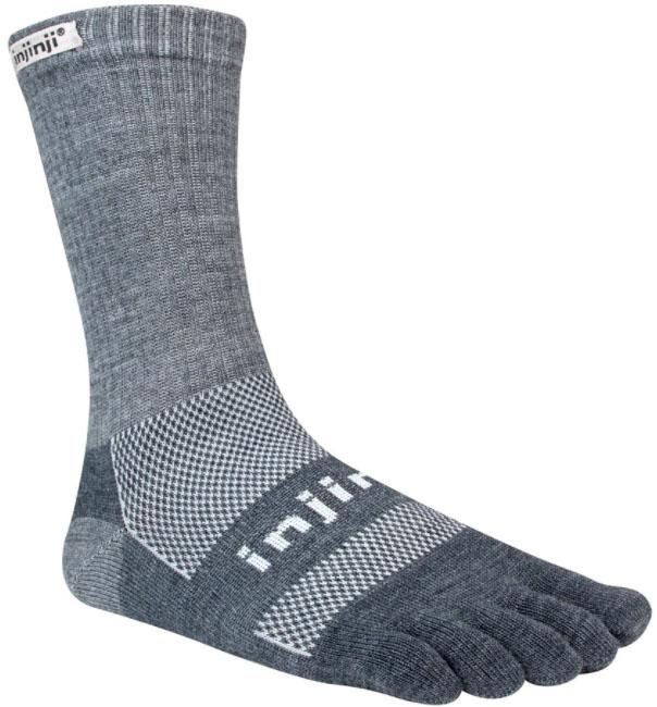 Injinji Outdoor Midweight NuWool socks