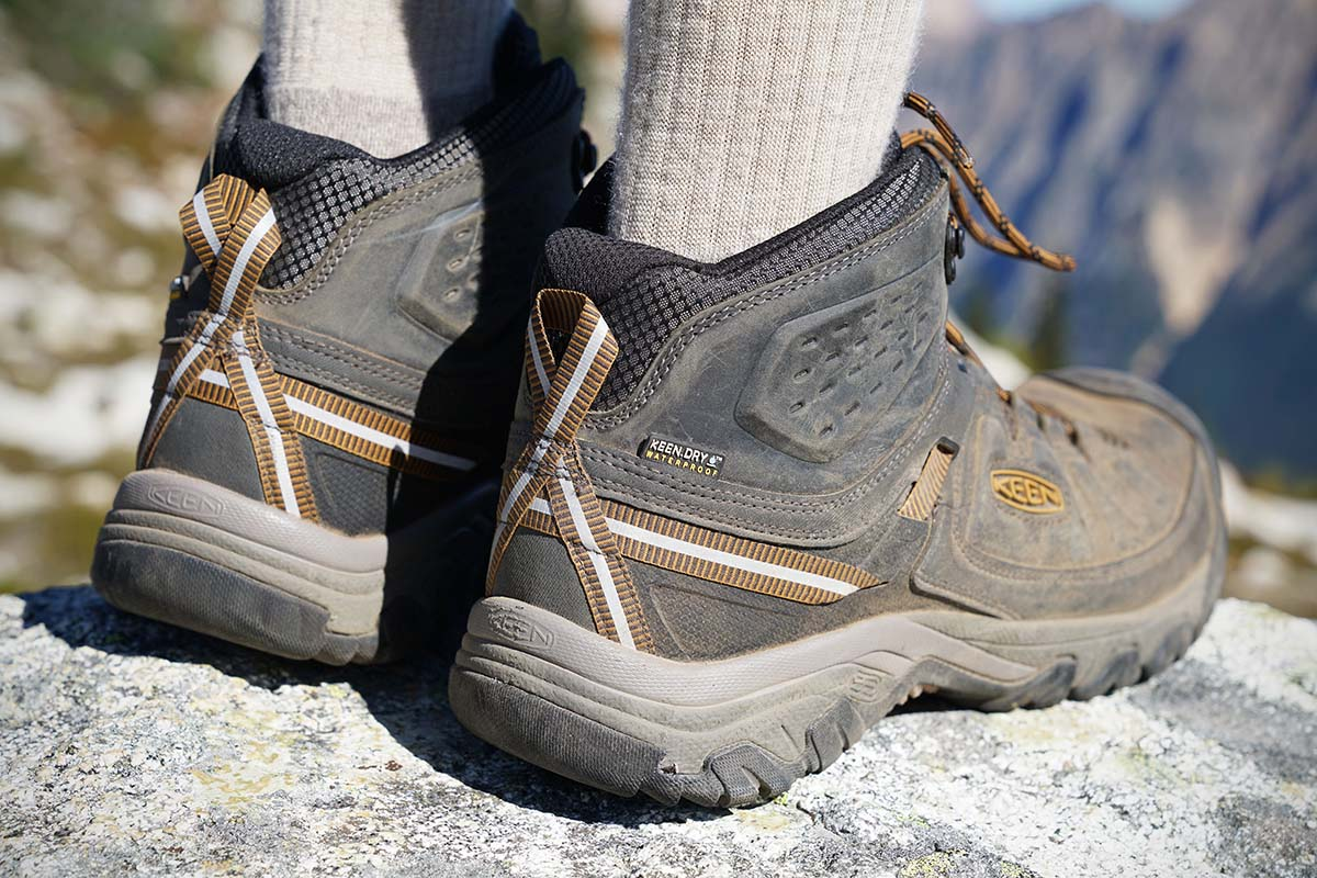 96024af2605 Keen Targhee III WP Mid Review | Switchback Travel
