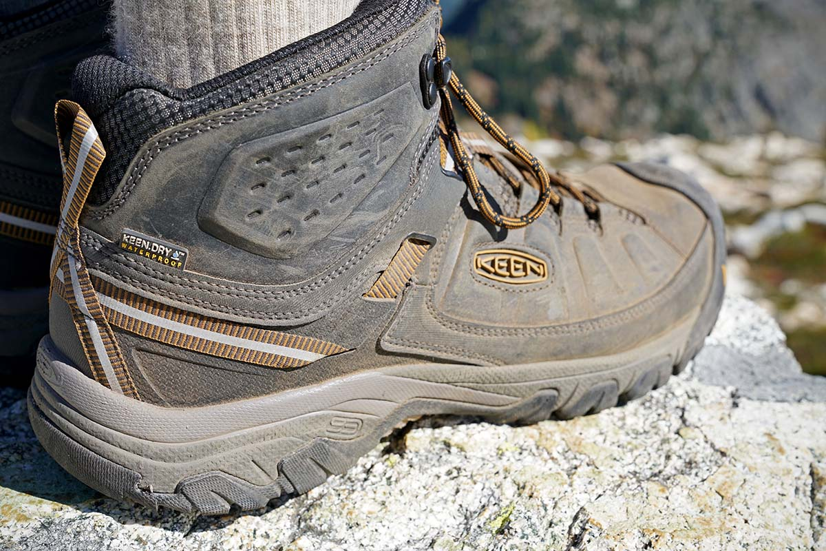 9a2d9945d82 Keen Targhee III WP Mid Review | Switchback Travel