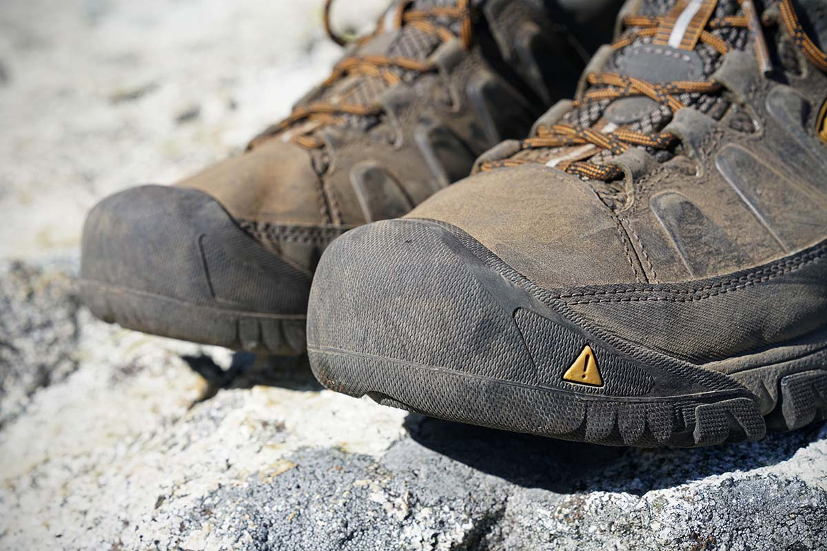 5d86ce17ad1a Keen Targhee III WP Mid Review