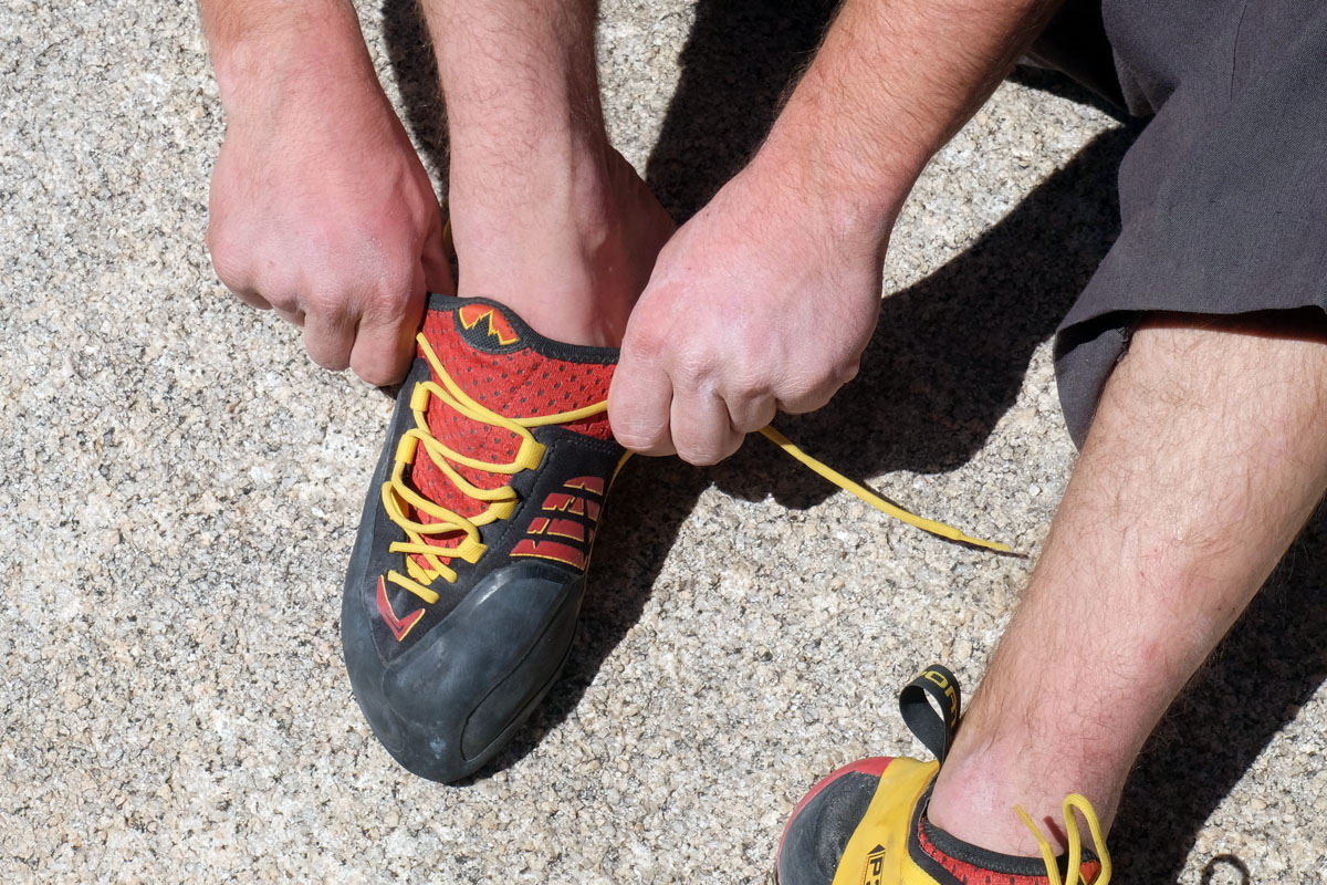La Sportiva Genius Fit and Sizing