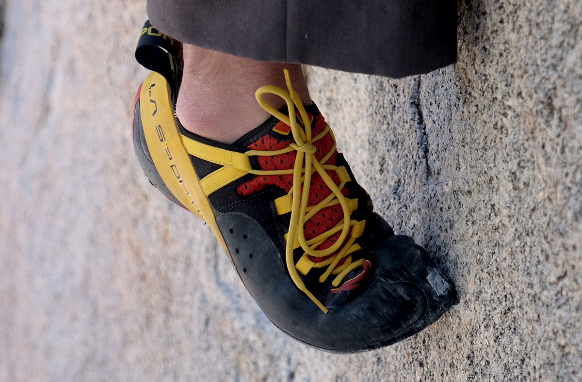 La Sportiva Genius No-Edge