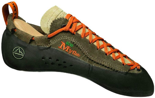 La Sportiva Mythos Eco cilmbing shoes