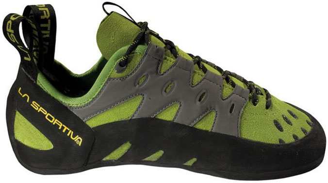 La Sportiva Tarantulace climbing shoes