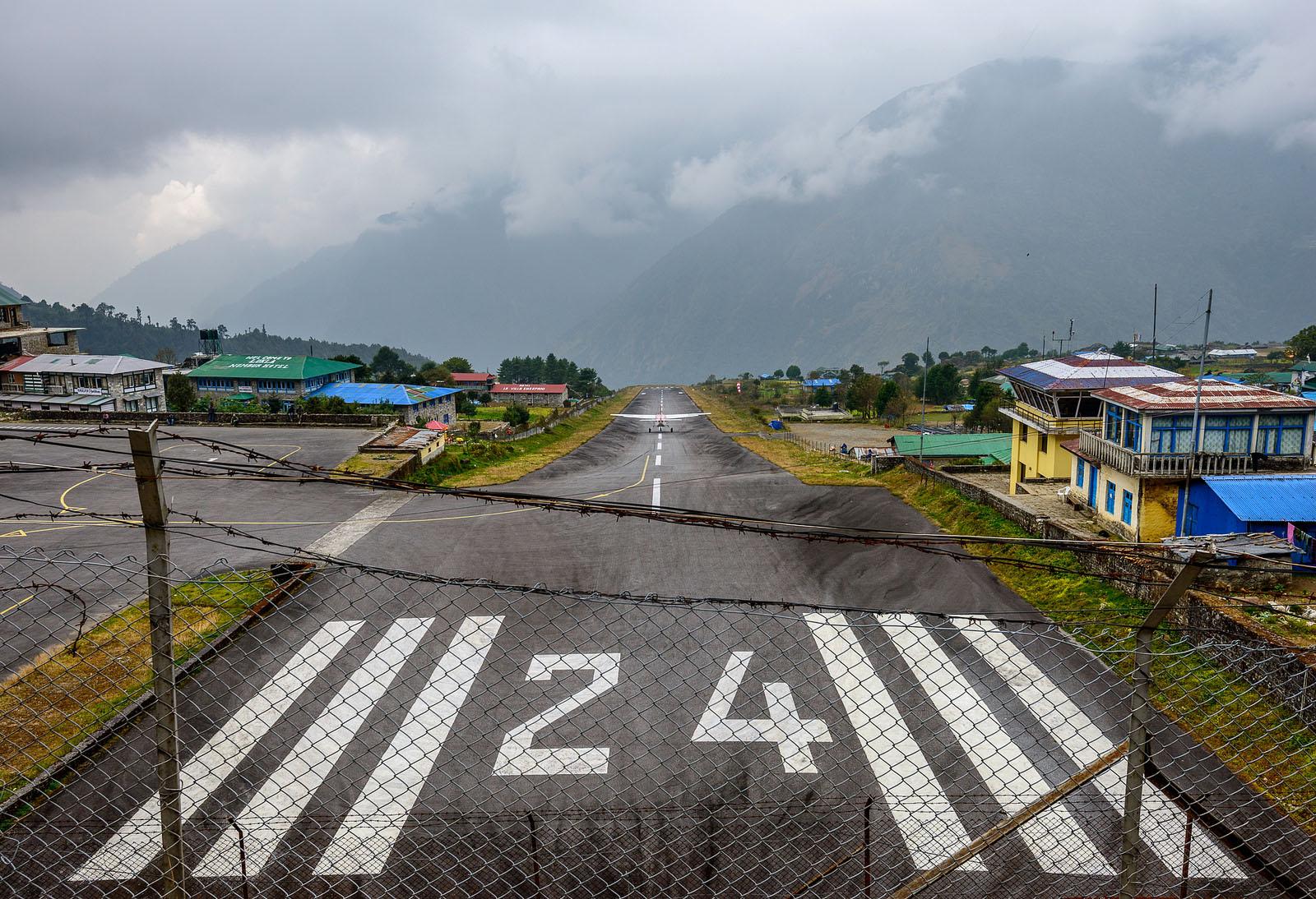 Aeropuerto de Lukla Nepal