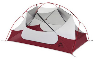 MSR Hubba Hubba NX backpacking tents