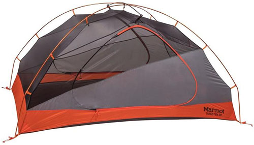 Marmot Tungsten 2P backpacking tent
