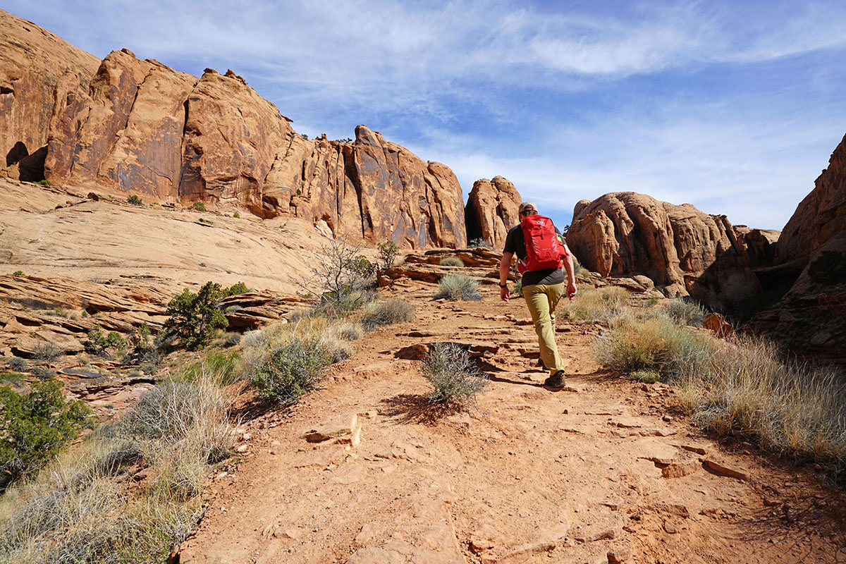 Merrell Moab 2 (steep hiking)