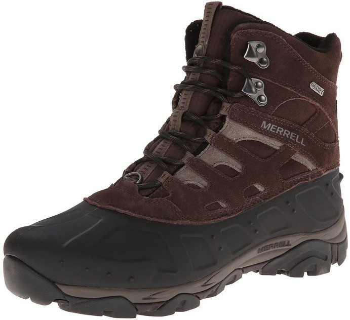 Merrell Moab Polar winter boot 08aefa528ee3
