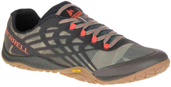 Merrell Trail Glove 4 trail-running shoe (2017)
