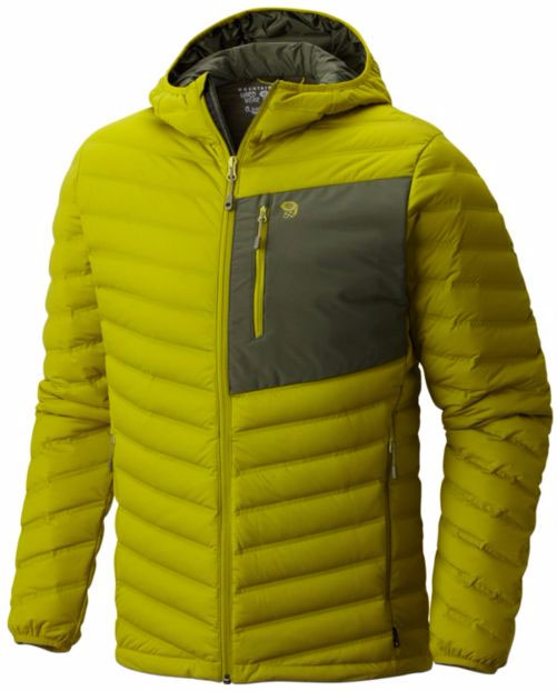 Mountain Hardwear StretchDown Hoody