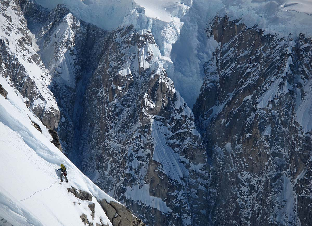 Mountaineering (cliffs and snow)