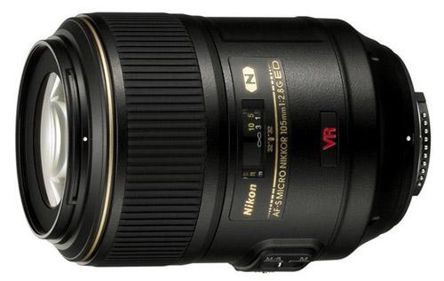 Microobjetivo Nikon 105 mm f2.8