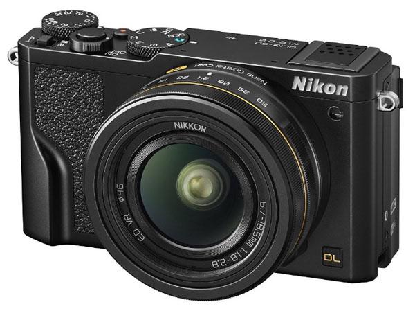 Nikon DL 18-50 camera