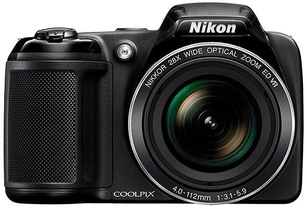 Appareil photo superzoom Nikon L340-appareil photo pas cher-moins de 300 euros-appareil photo compact-appareil photo numerique-numériques-refex-2021