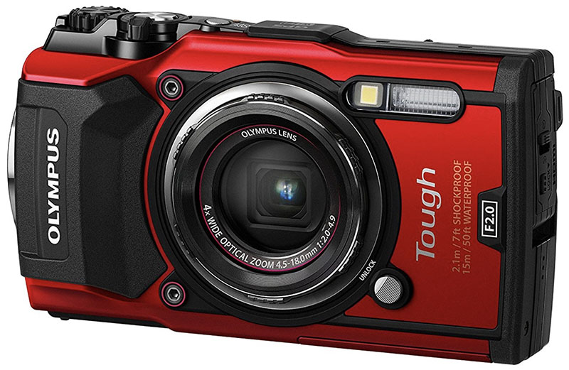 Olympus Tough TG-5 camera