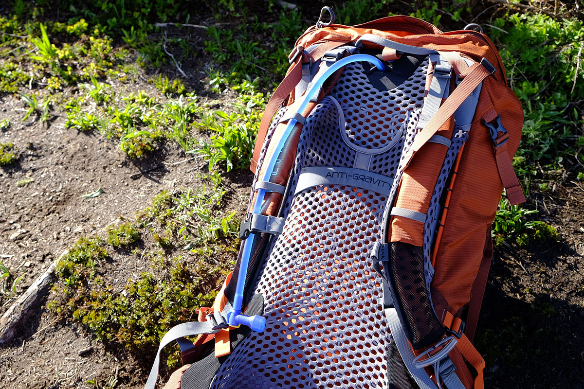 Osprey Atmos AG (back panel)