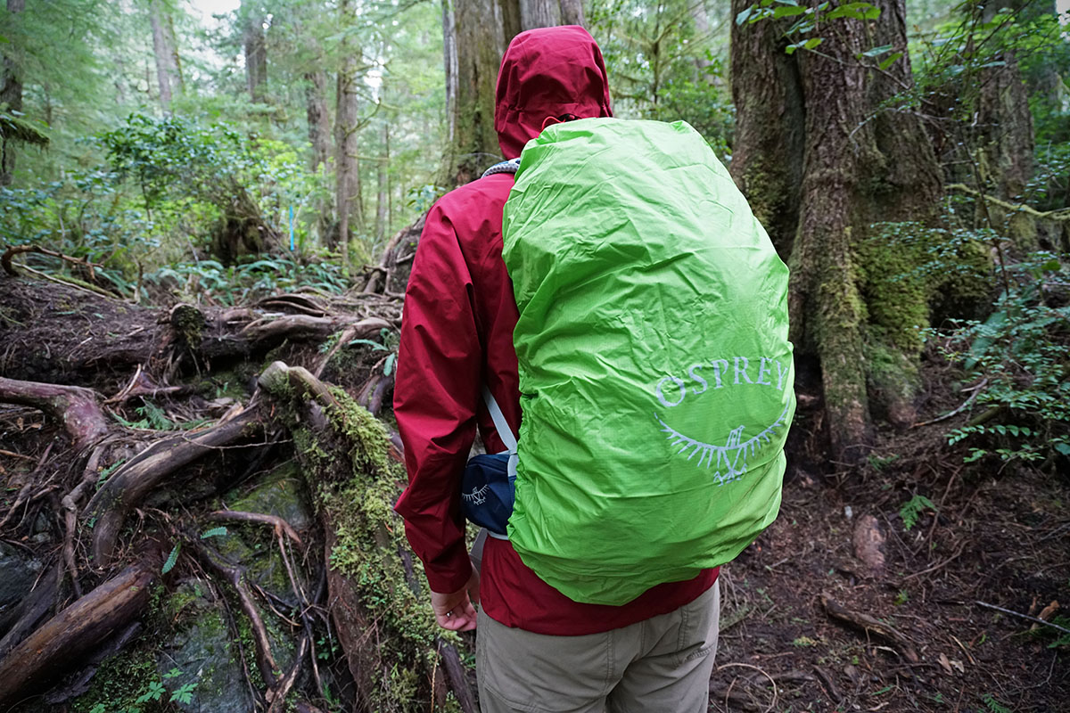Osprey Stratos 24 (rain cover)