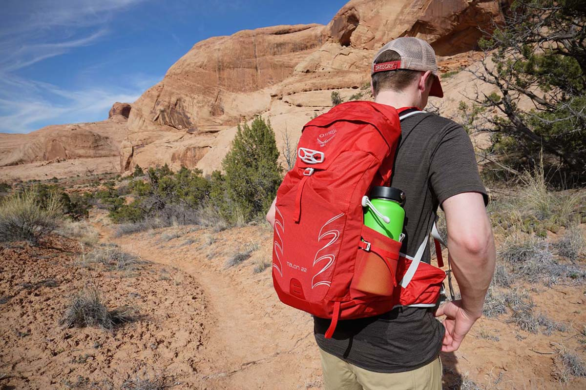 classic shoes website for discount low price sale Osprey Talon 22 Review   Switchback Travel