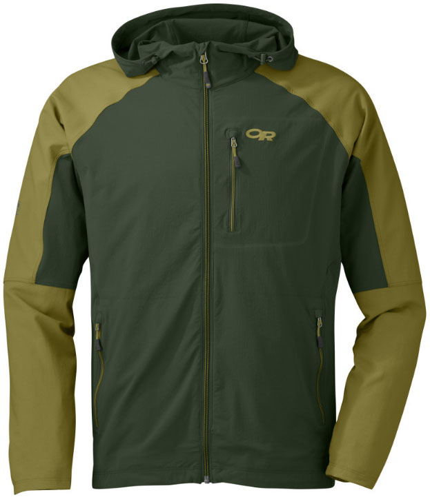 Outdoor Research Ferrosi Hoody softshell jacket