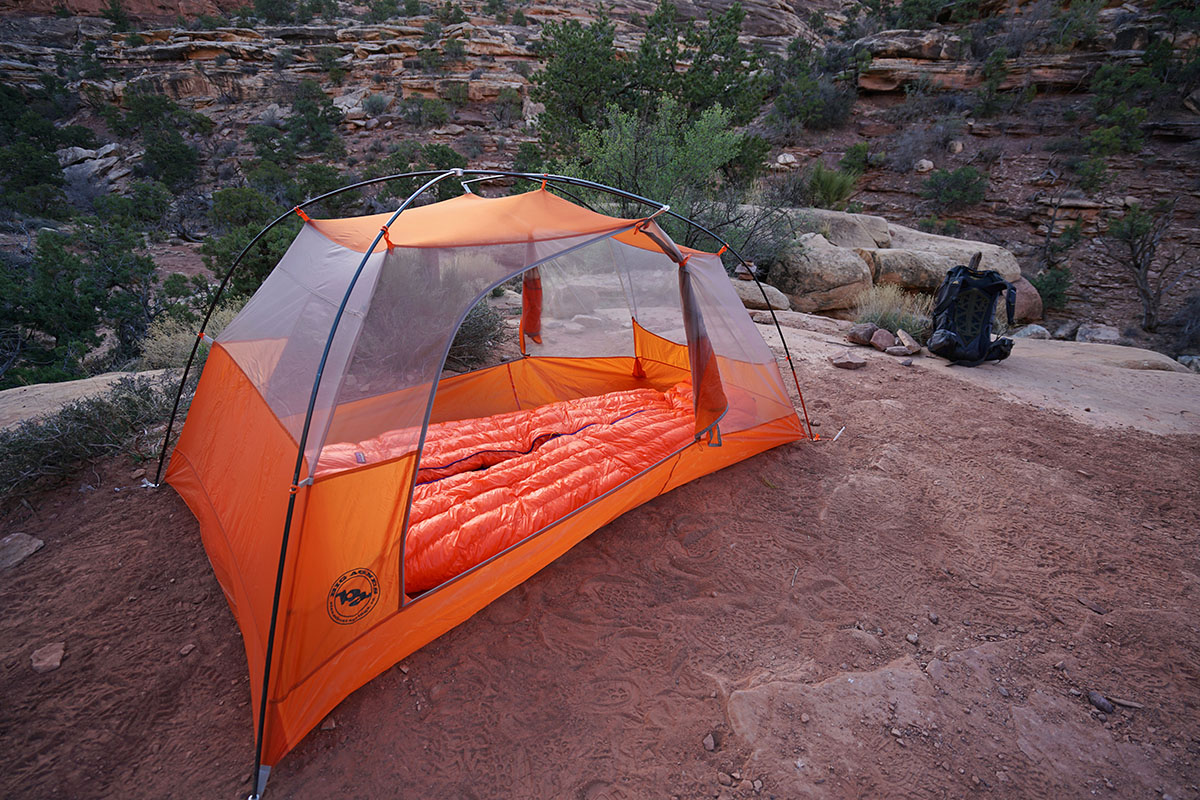 Patagonia 850 Down Sleeping Bag (Copper Spur)