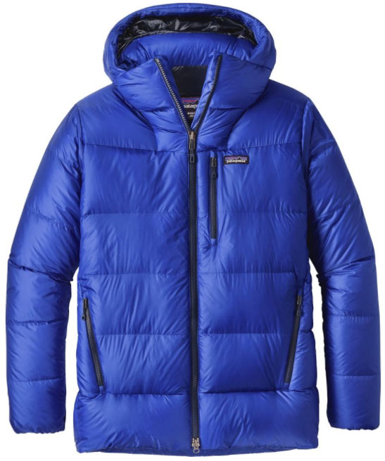 Patagonia Fitz Roy Hooded Down Parka