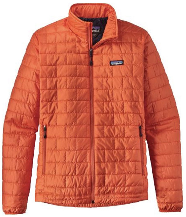 Patagonia Nano Puff Jacket (Paintbrush Red)