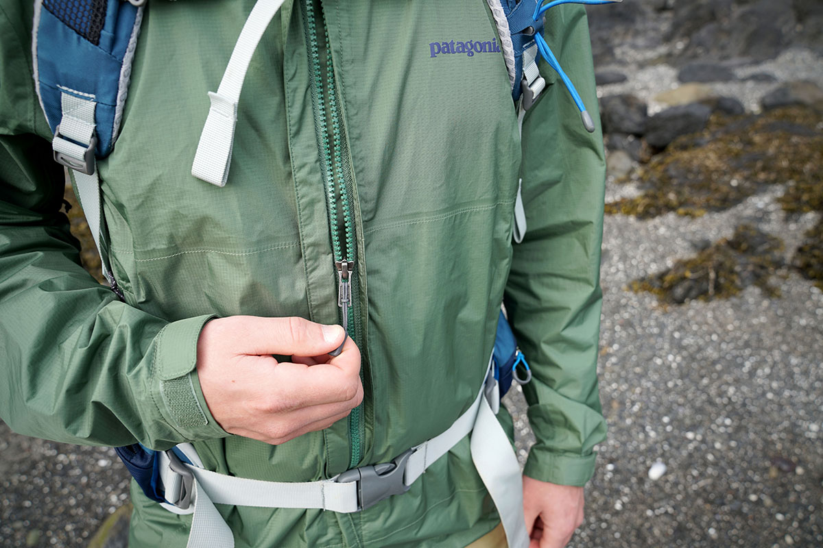 Patagonia m10 jacket review — cleverhiker.