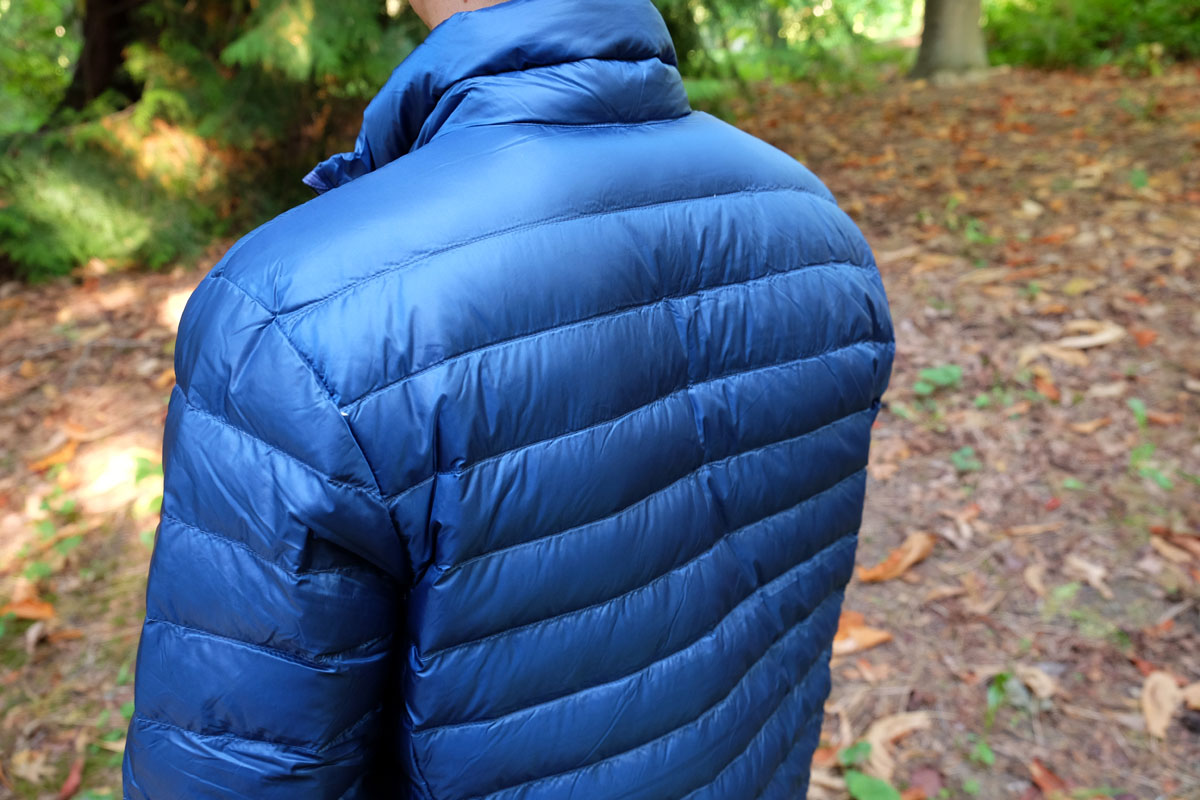 REI Co-op Down Jacket back