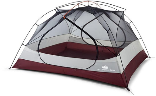REI Half Dome 4 Plus tent  sc 1 st  Switchback Travel & Best Camping Tents of 2019 | Switchback Travel
