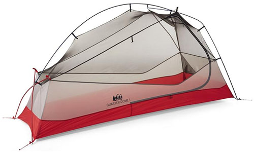 REI Quarter Dome 1 backpacking tent