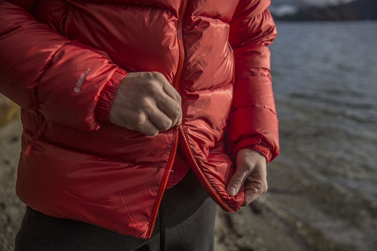 Rab Neutrino Endurance (zipper)