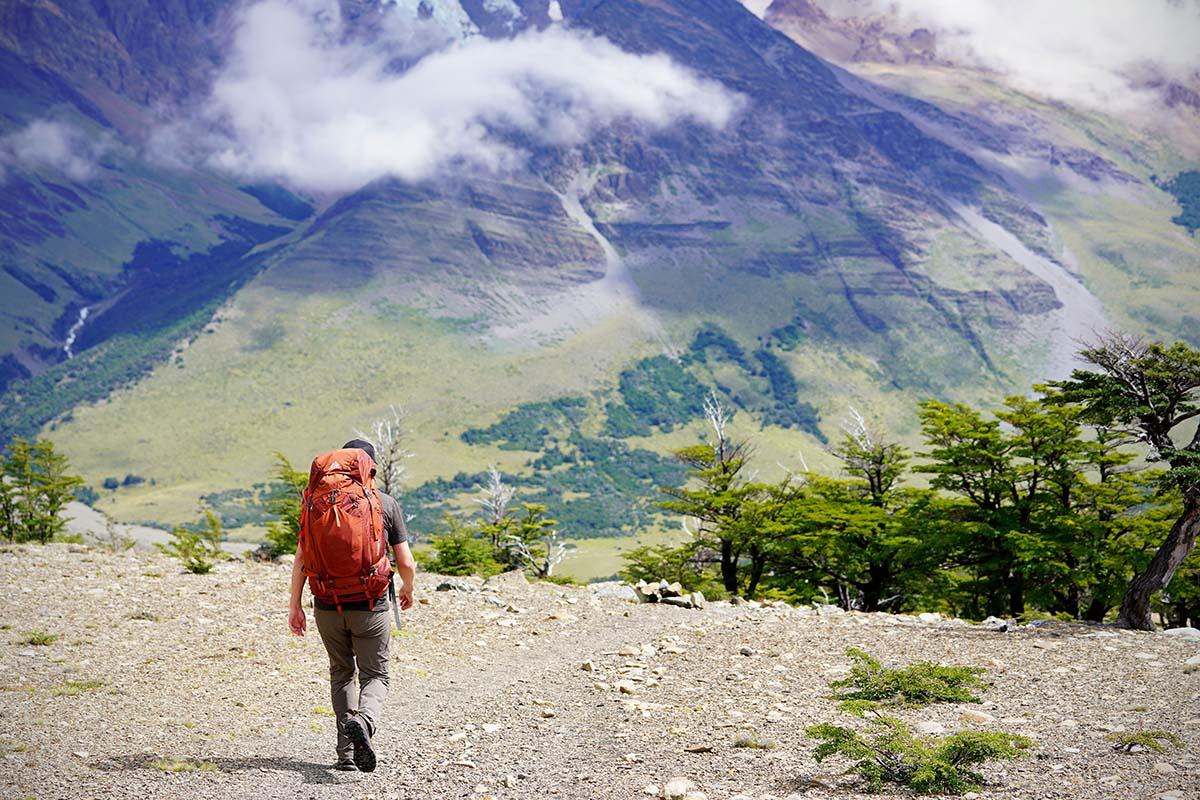 Salomon 4D 3 GTX (montaña)