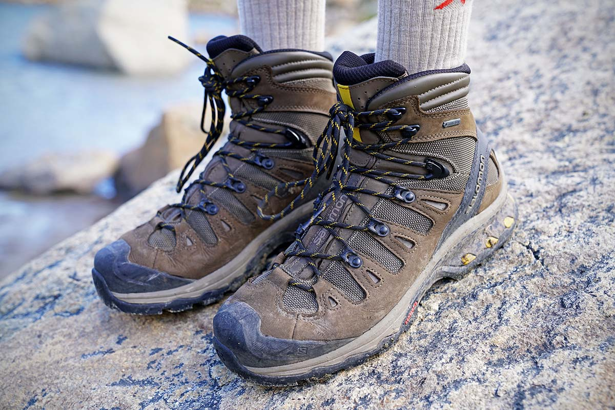 e52e13bf498 Salomon Quest 4D 3 GTX Review | Switchback Travel