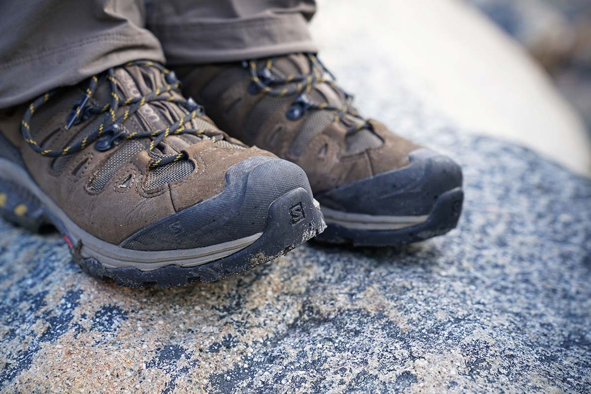 712f9cd0996 Salomon Quest 4D 3 GTX Review | Switchback Travel