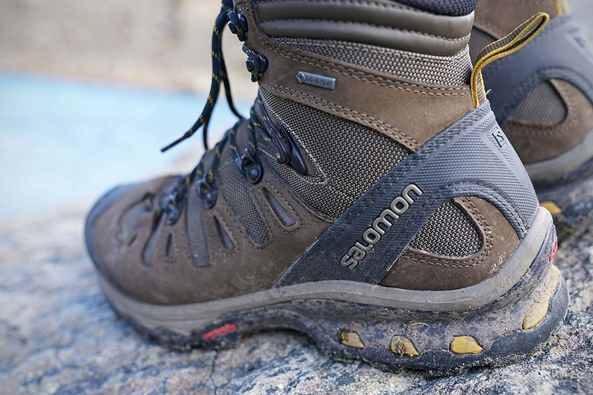 9e98ec544d9 Salomon Quest 4D 3 GTX Review | Switchback Travel